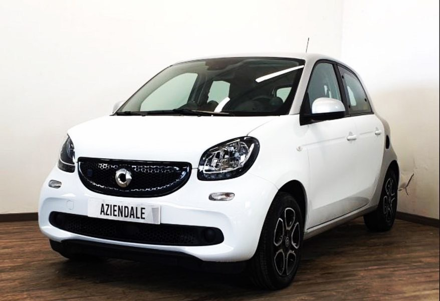 Smart Forfour EQ Eletric Dtibe Prime