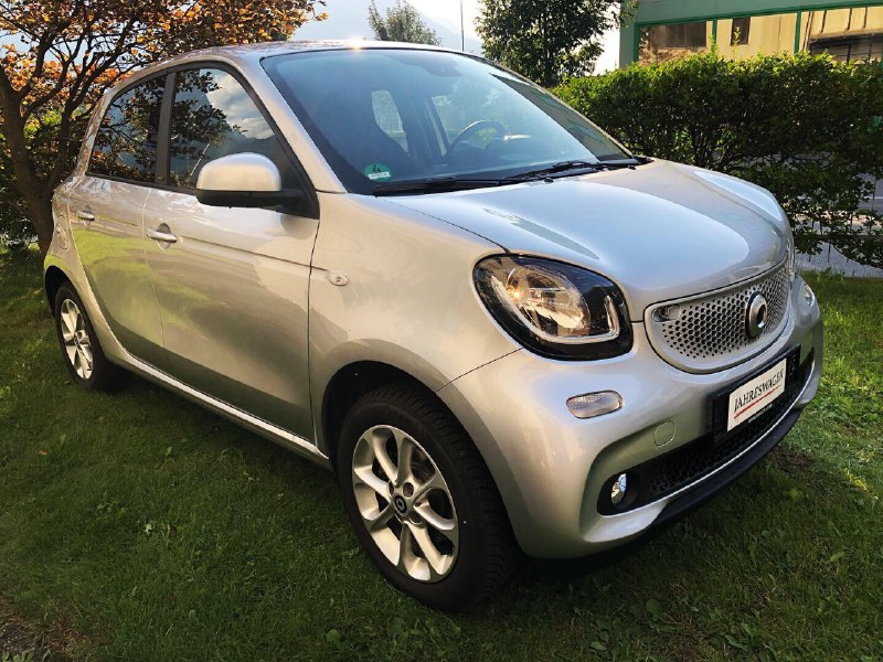 Smart Smart Forfour 52 kw twinamic